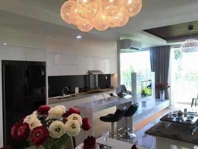 Những căn hộ ở tầng cao luôn đón được nhiều ánh sáng hơn.