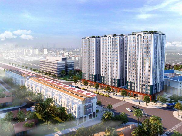 dự án căn hộ osimi tower gò vấp 3