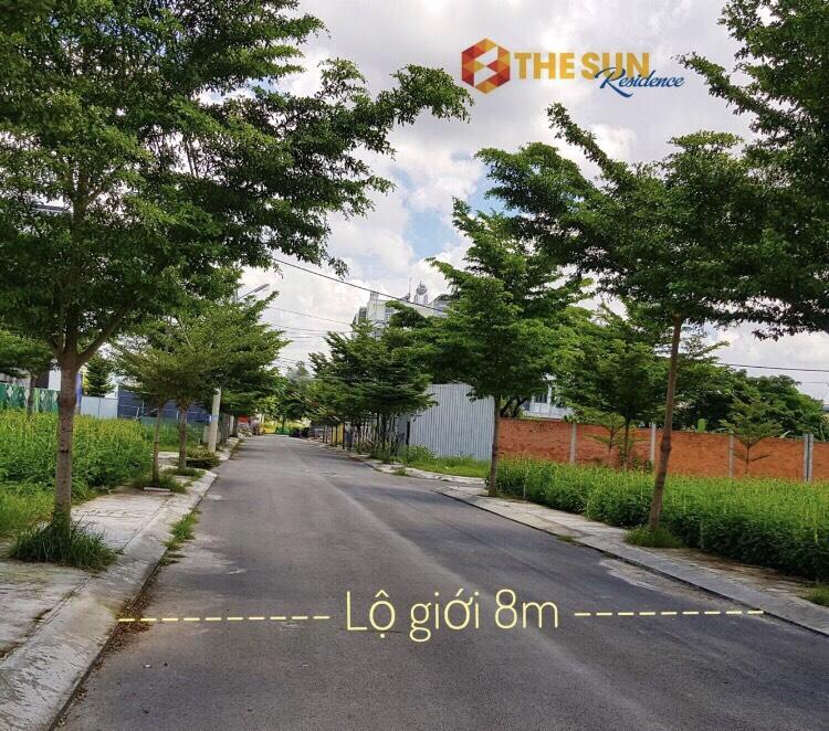 dự án the sun residence